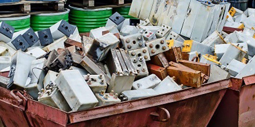 Se débarrasser des déchets des activités de soins à risques